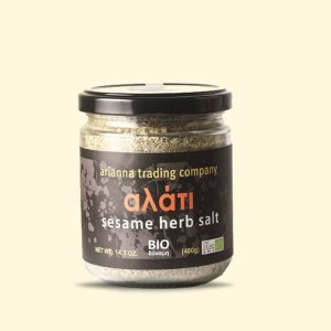 Αλάτι με βιολογικά βότανα 400γρ