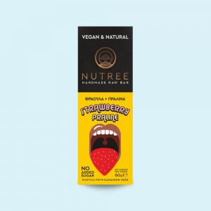 φραουλα και πραλίνα nutree
