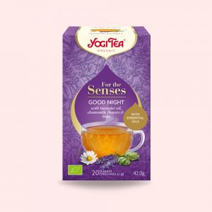 GOODNIGHT YOGI TEA