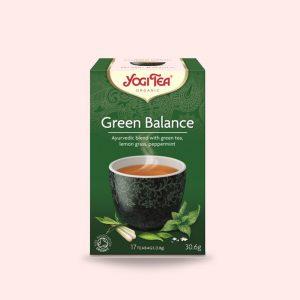GREEN BALANCE YOGI TEA