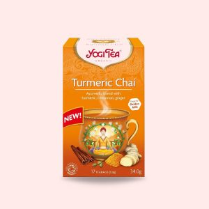 TURMENIC CHAI YOGI TEA