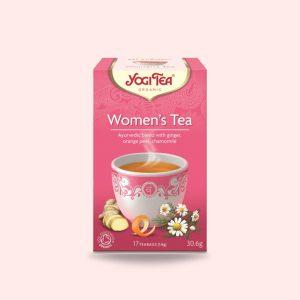 WOMEN S TEA YOGI TEA