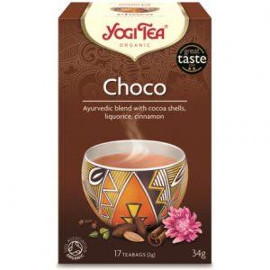 CHOCO YOGI TEA