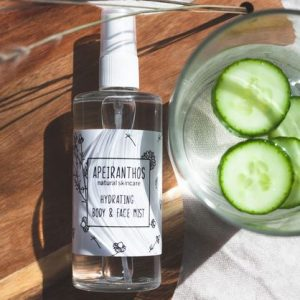 BODY AND FACE MIST