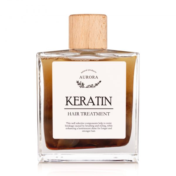 Keratin hair treatment - Εκλεκτά της γης